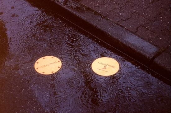 Niederschlag-Nachschlag