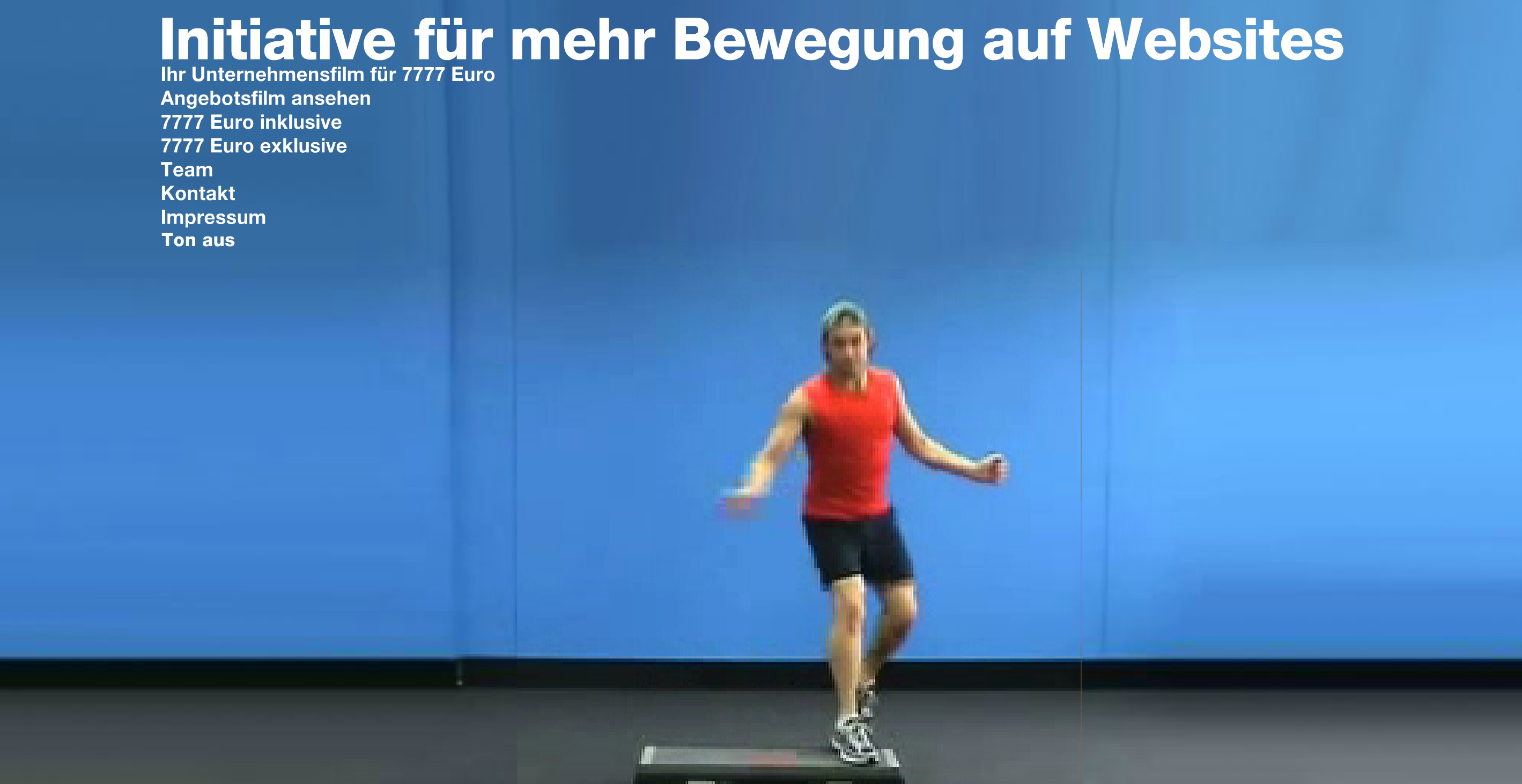 SITES www.bewwwegung.de